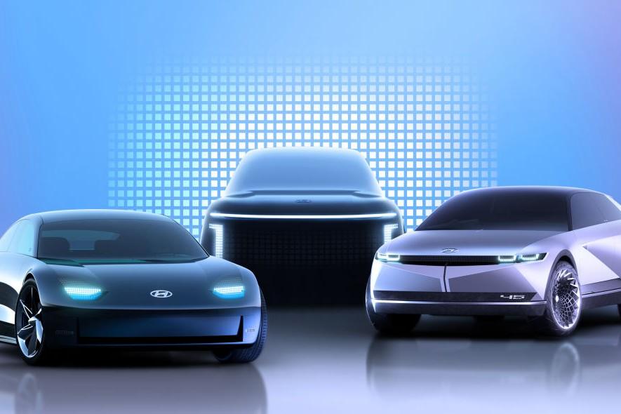 Ionic se convertirá en la marca de eléctricos de Hyundai