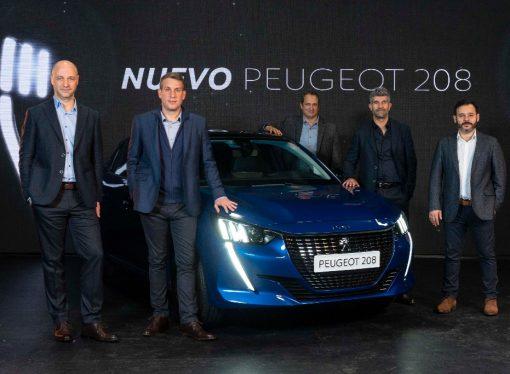 """Peugeot 208: """"la caja automática se llevará más del 40% de las ventas"""""""