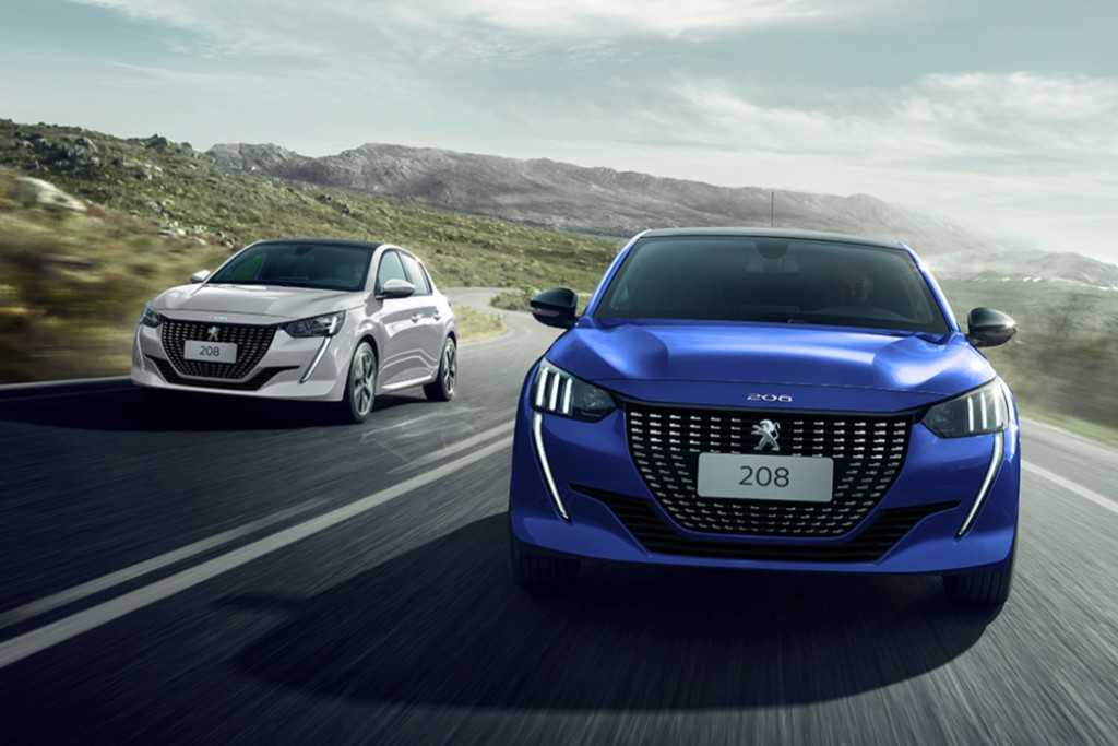 Buscamos rival para cada versión del nuevo Peugeot 208