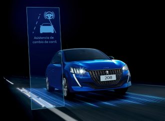 Las ayudas a la conducción que trae el nuevo Peugeot 208