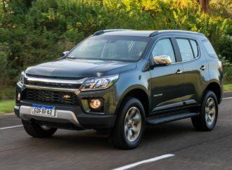 Chevrolet lanza el rediseño de la Trailblazer