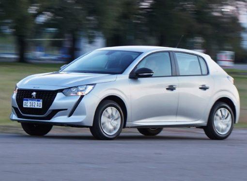Prueba: Peugeot 208 Like 1.2