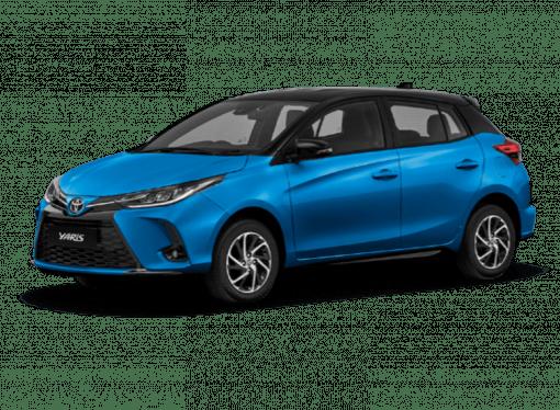 Toyota muestra el rediseño del Yaris hatch en Asia