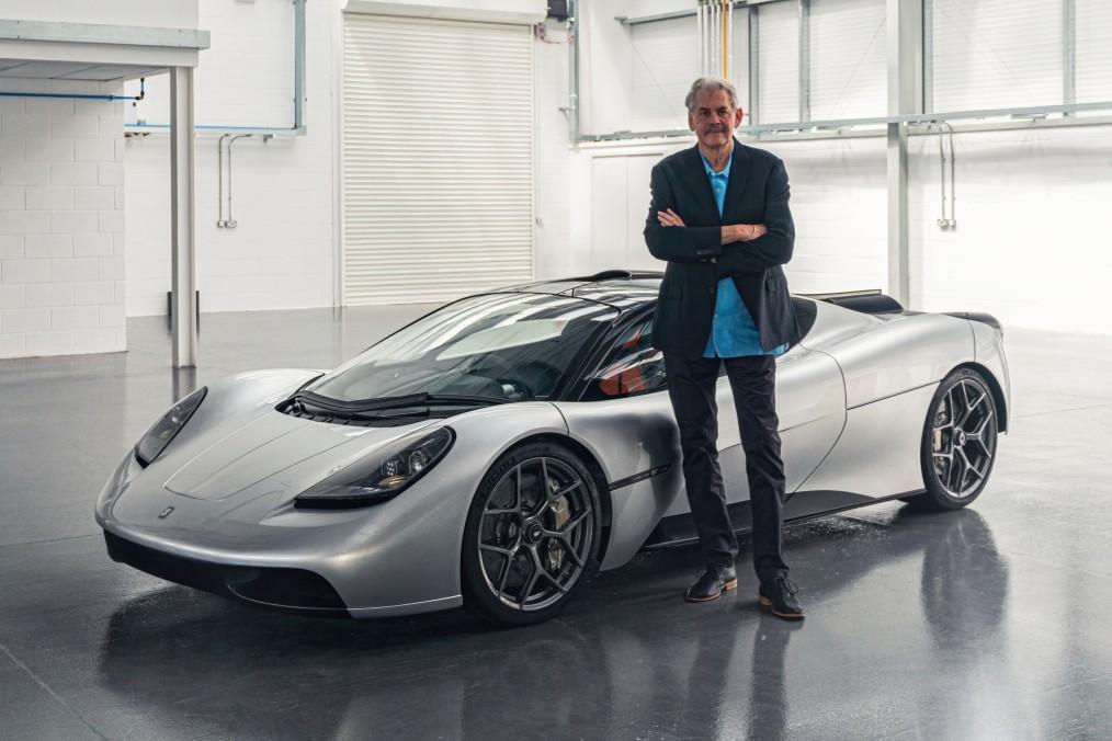 """Gordon Murray lo hace de nuevo: así es el """"sucesor"""" del McLaren F1"""