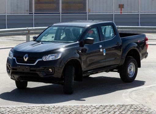 Renault ya prueba las Alaskan en Córdoba