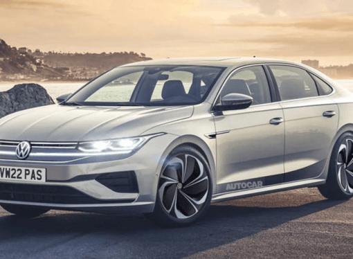 Los cambios que tendrá la nueva generación del VW Passat