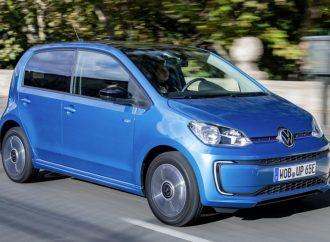 Volkswagen ya prueba el e-Up elécrico en la Argentina
