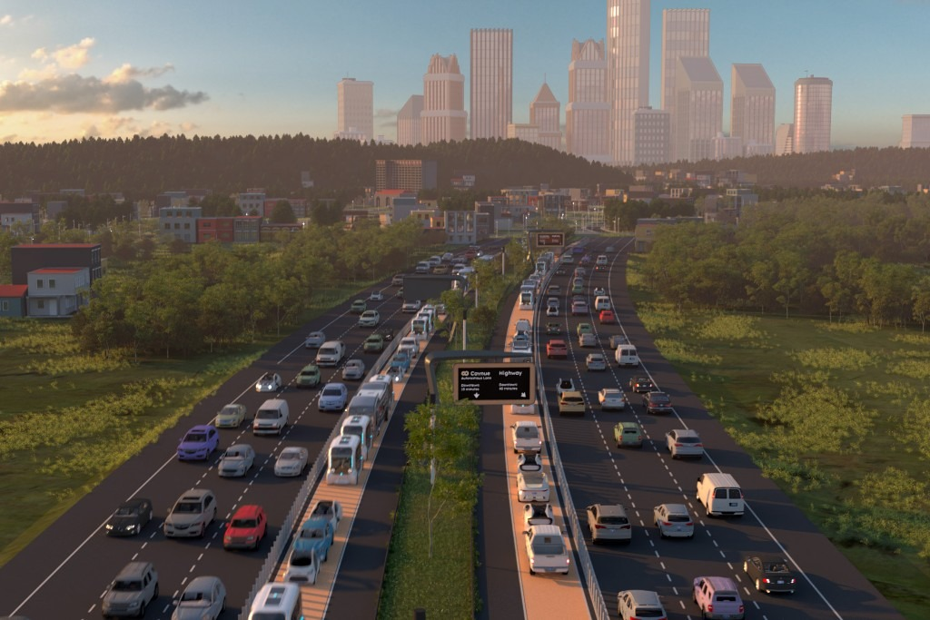 En Michigan harán una autopista para autos autónomos