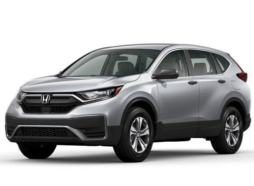 Honda lanza la CR-V 4×2