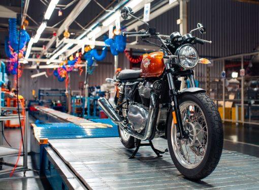 Royal Enfield producirá tres motos en la Argentina