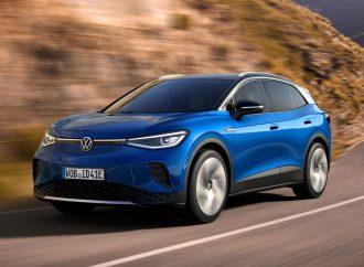 Volkswagen ID.4, el SUV eléctrico que podría llegar a la Argentina