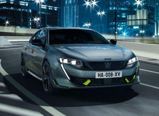 Peugeot PSE: los GTi de la era eléctrica