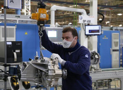 Volkswagen suma un tercer turno de producción en Córdoba