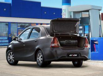 Toyota lanza el Etios a GNC