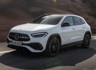 Mercedes lanza el nuevo GLA en la Argentina