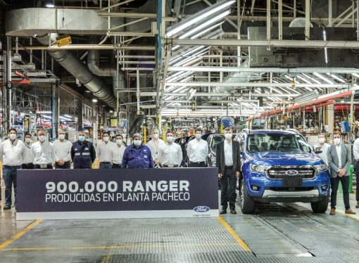 Ford ya hizo 900.000 Ranger en Pacheco