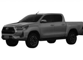 Toyota registra la renovación de Hilux y SW4 en la Argentina