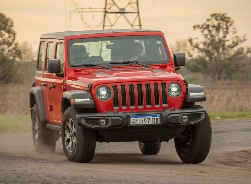 Prueba: Jeep Wrangler Rubicon Unlimited