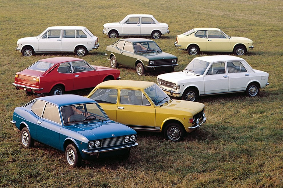 Los Fiat 128 que no tuvimos