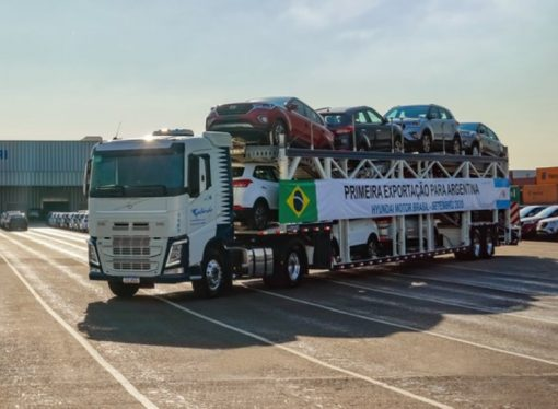 Hyundai Argentina recibirá por primera vez autos de Brasil