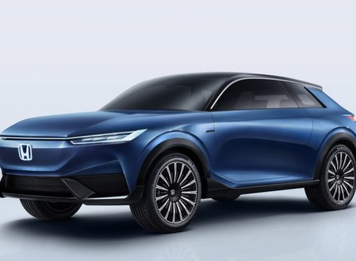 El Honda SUV E adelanta un nuevo todo terreno eléctrico