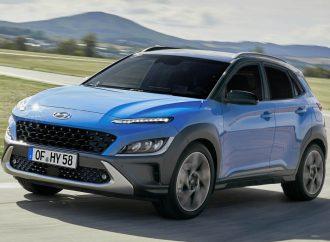 Hyundai muestra el restyling del Kona