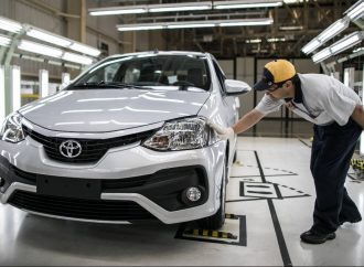 Toyota hará el Etios en Brasil solo para la exportación