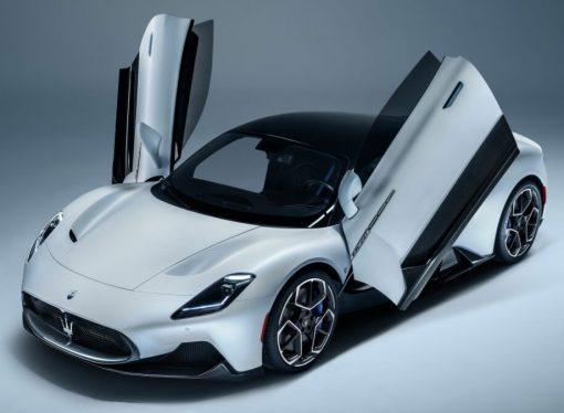 Maserati inicia una nueva era con el MC20