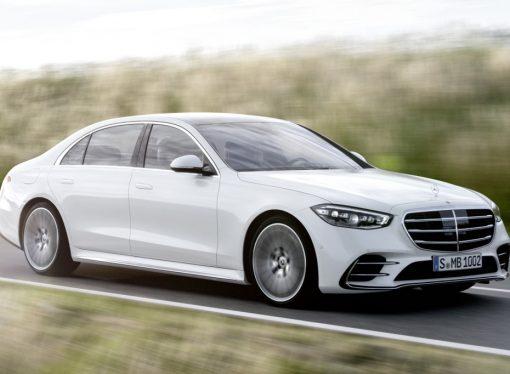 Así es la nueva generación del Mercedes Clase S