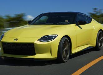 Nissan Z Proto: estética y conducción retro