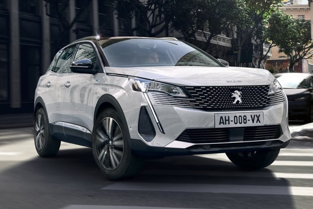 Peugeot renueva el 3008 en Europa (también al 5008)