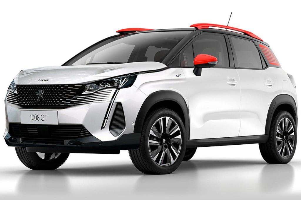 Peugeot hará el 1008 en Brasil, en 2025