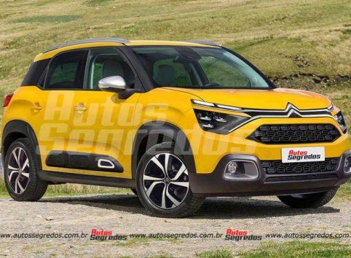 """Así podría ser el futuro Citroën C3 """"low cost"""""""