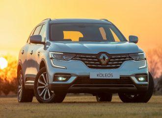 Renault actualiza el Koleos