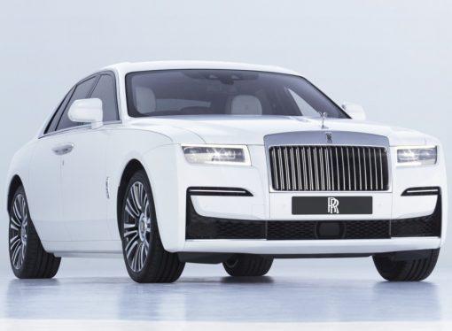 Todo el lujo en la nueva generación del Rolls Royce Ghost