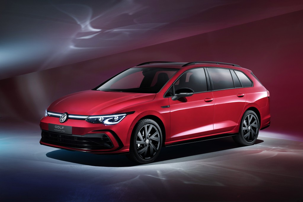 Volkswagen estrena la Variant del Golf VIII
