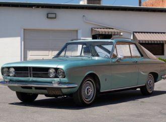 El primer Ford Falcon Ghia no fue argentino