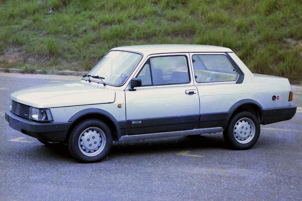 Los Fiat 147 que no tuvimos