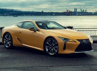 Lexus lanza el LC