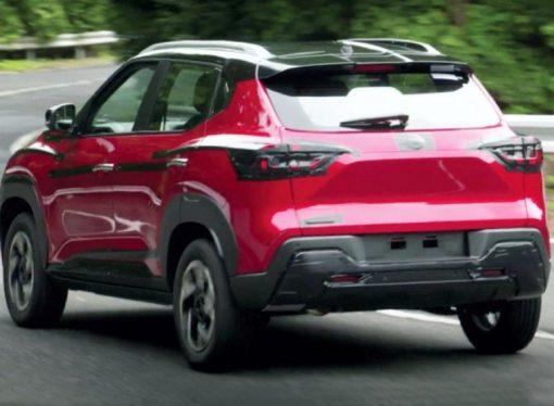 El Nissan Magnite debutará el 21 de octubre