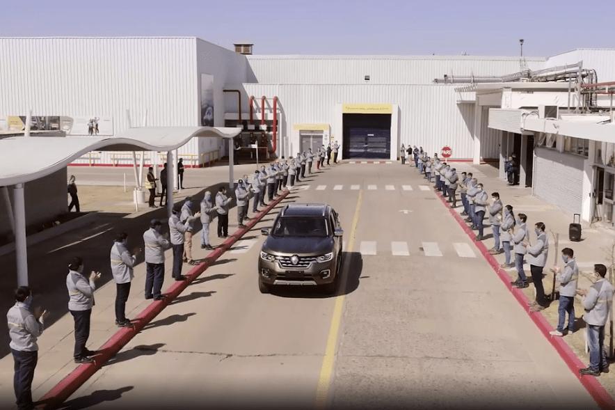 Renault Alaskan: inicio de producción y preventa a fin de mes