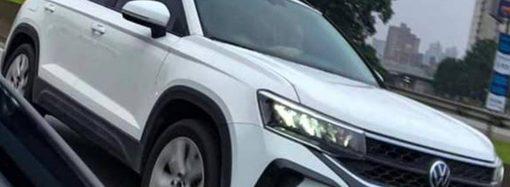 "Cazan al Volkswagen Taos ""base"" en Brasil"