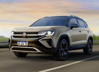 Así es el Volkswagen Taos que llega en 2021