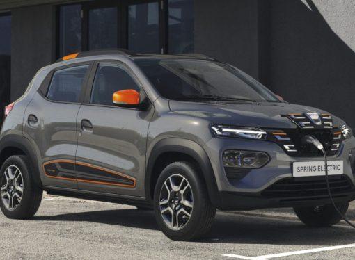 El Kwid llegó a Europa (como Dacia y eléctrico)