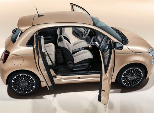 El Fiat 500 suma una cuarta puerta en Europa