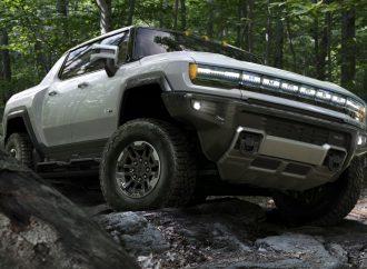 Hummer EV: la pick up eléctrica de GM con más de 1.000 CV