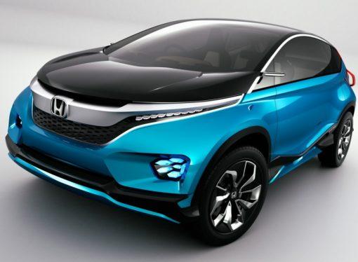 Modelo inédito: Honda registró el nombre ZR-V en la Argentina