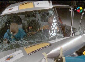 Latin NCAP cumple una década: los 10 peores resultados