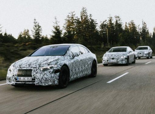 Gama EQ: Mercedes lanzará 10 eléctricos en 5 años
