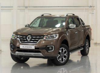 Renault lanza la preventa de la Alaskan